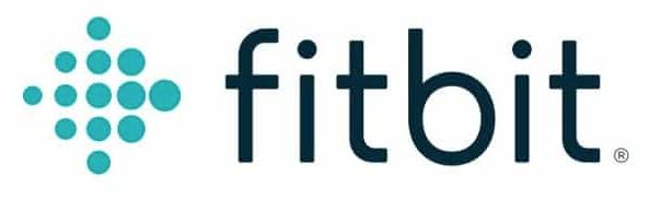 This is an image of Fitbit's logo where we are featured in