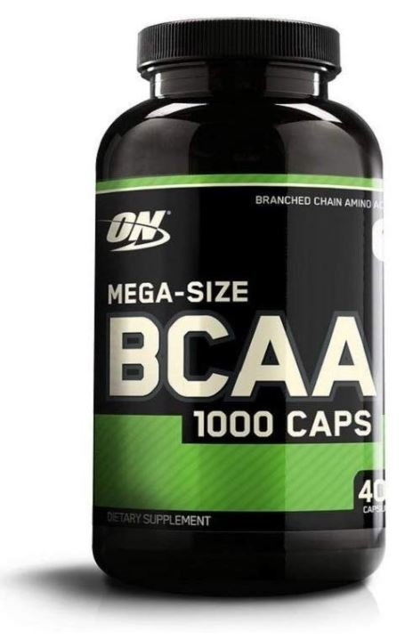 This picture is of Branched Chain Amino Acids