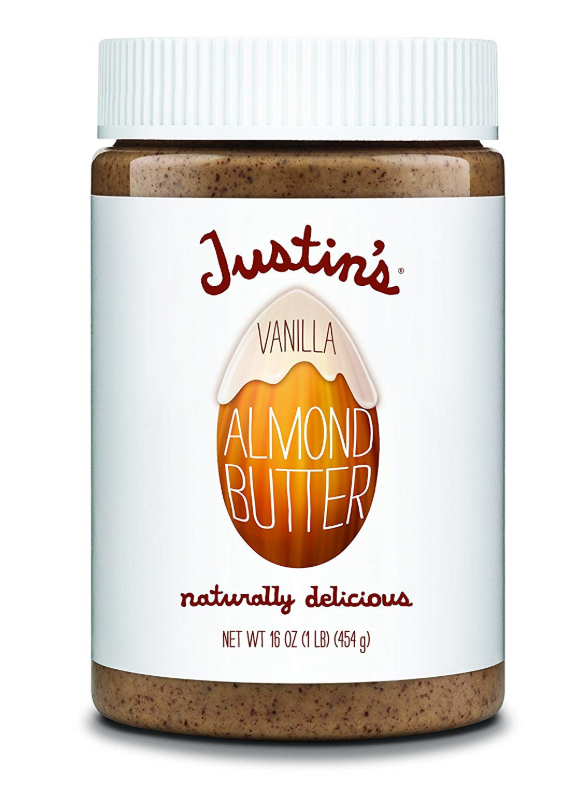 Justin's Vanilla Almond Butter Review