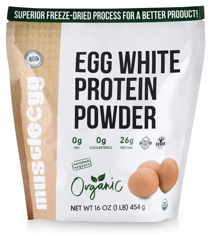 organic powder