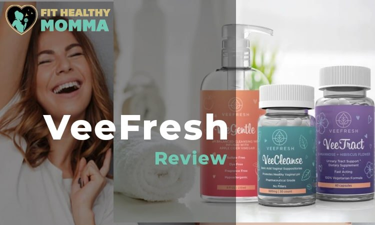 this is our featured image for our VeeFresh reviews article