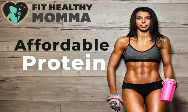 this picture is our featured image on the best affordable and cheap protein powder