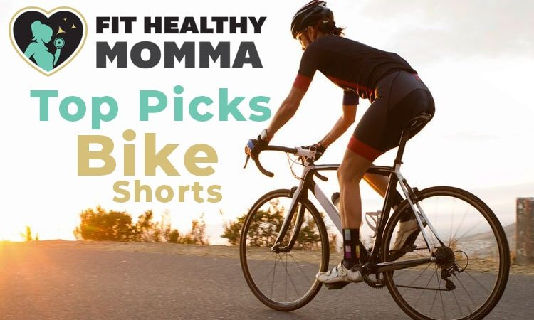 this picture shows our featured image for the best women's cycling and bike shorts article