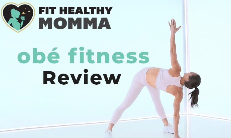 this picture is the featured image of our obé fitness review