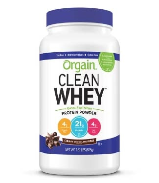 this is an image of a healthier alternative to elevation protein powder