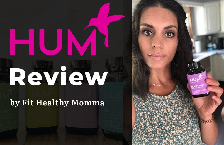 an image of Tami at Fit Healthy Momma with HUM Nutrition Supplements
