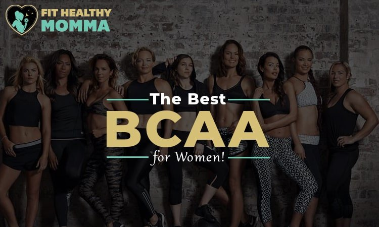 this is our featured image for the best bcaa for women supplement review article