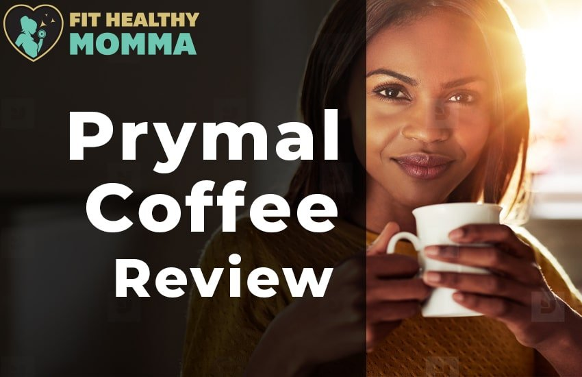 this is our featured image of the prymal coffee creamer review article