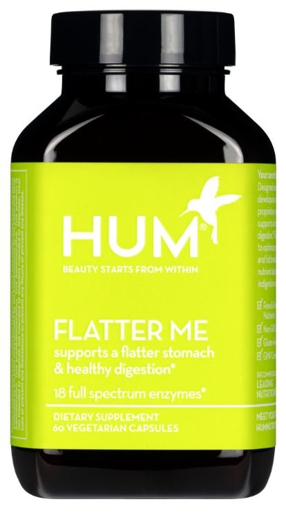 a picture of the supplement Flatter Me by HUM Nutrition