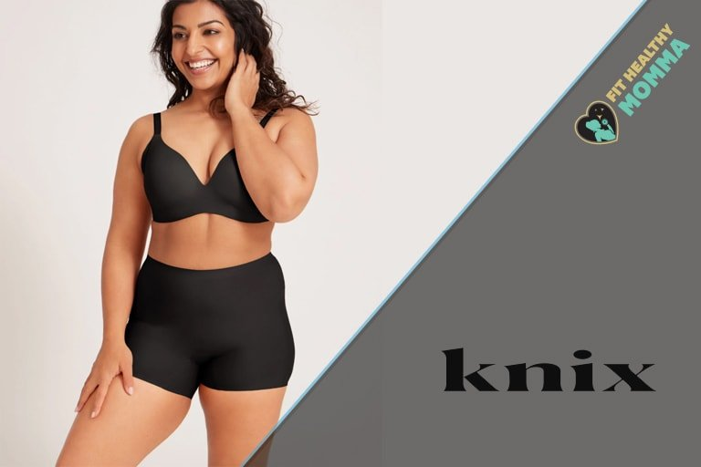 an iamge of thigh saver shorts offered by knix
