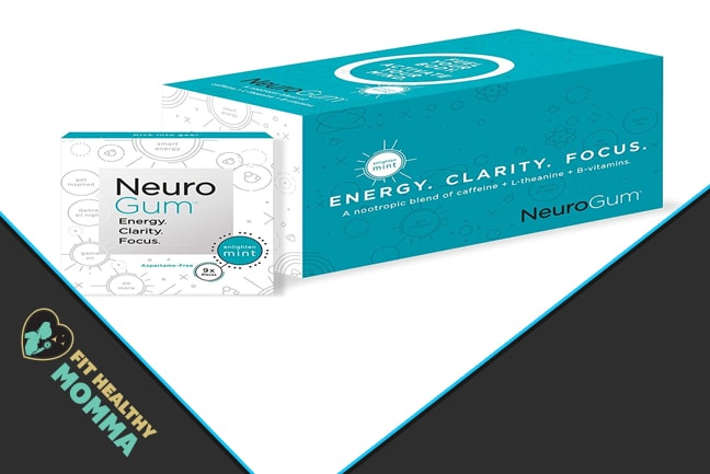 a picture of what neuro gum does - It gives you energy, clarity, focus