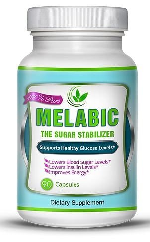 this is an image of the product melabic by eGlobal Natural Health