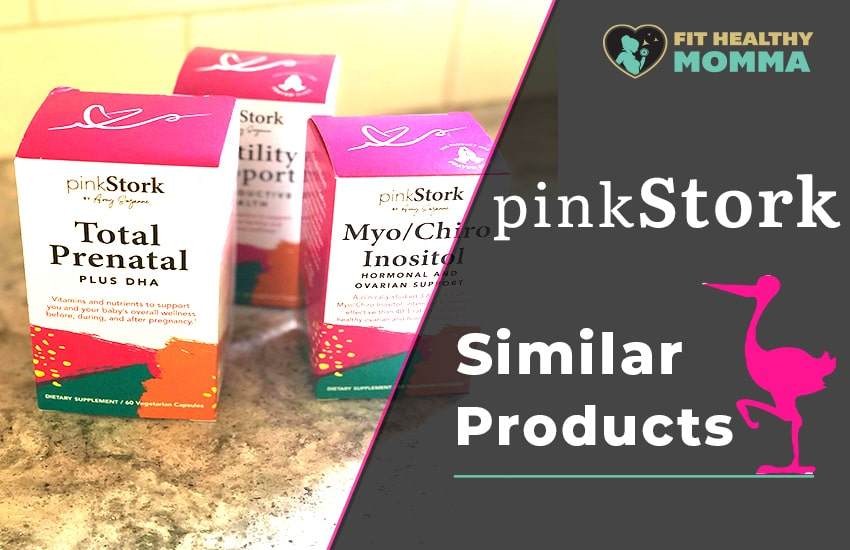 an image of other prenatal products offered by Pink Stork