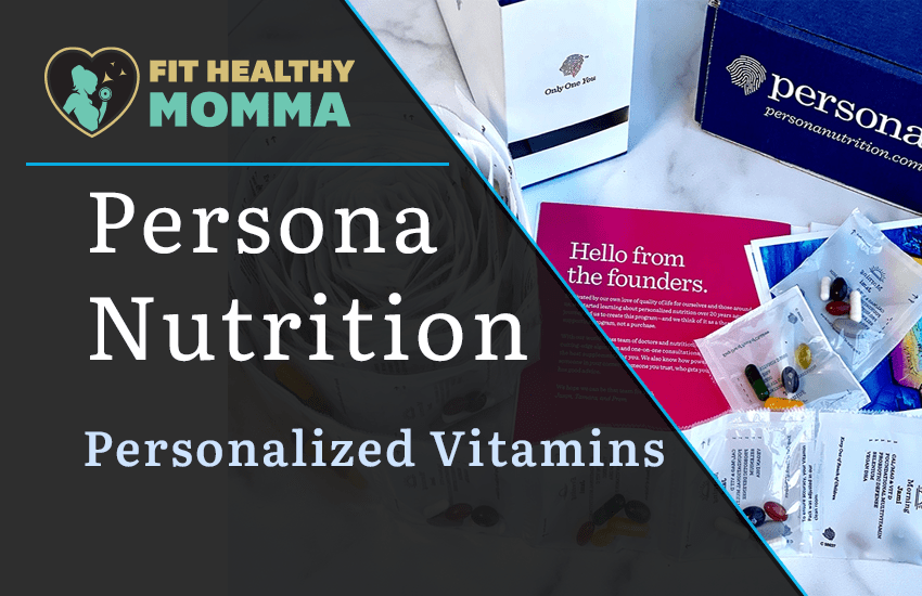 featured image for Persona Nutrition Vitamins
