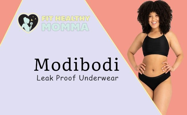 featured image for review on apparel brand modibodi