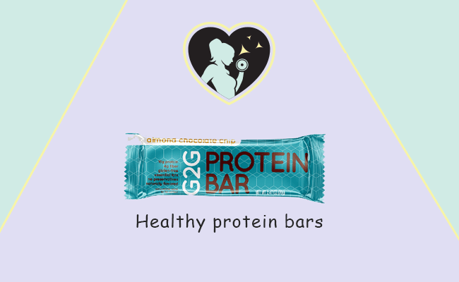 featured image G2G protein bars - review article