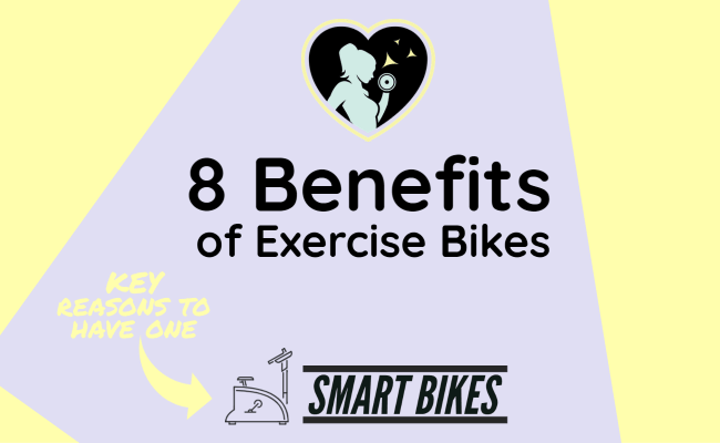 featured image for exercise bike benefits