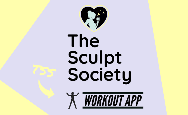 featured image - The Sculpt Society fitness app