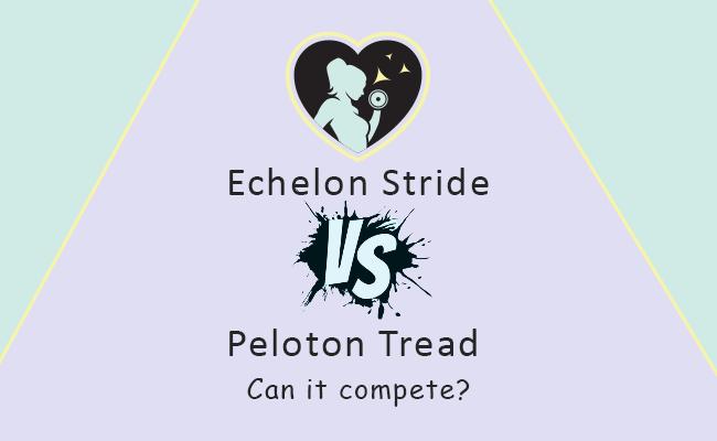 featured image for echelon stride treadmill compared to the peloton tread