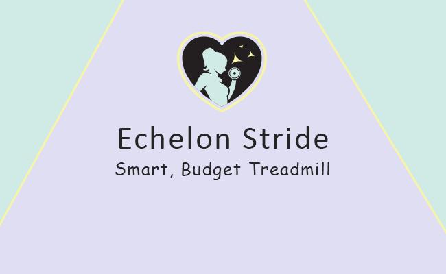 evaluation of the Echelon Stride smart treadmill