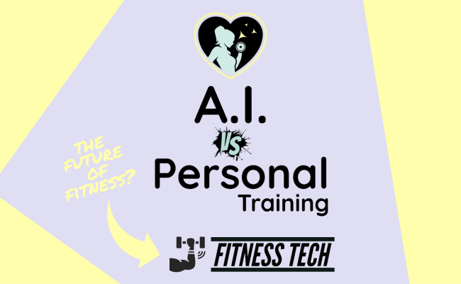 Comparing having a personal trainer vs going with smart fitness tech A.I. Training