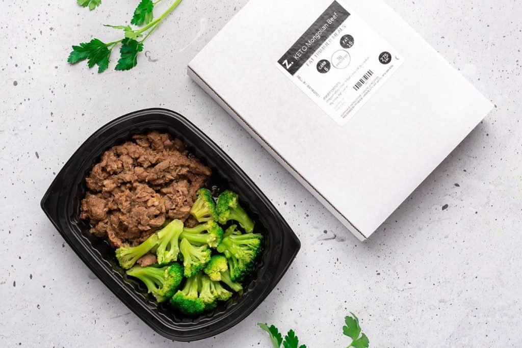 FlexPro Meal delivery - KETO mongolian beef - buying guide and review