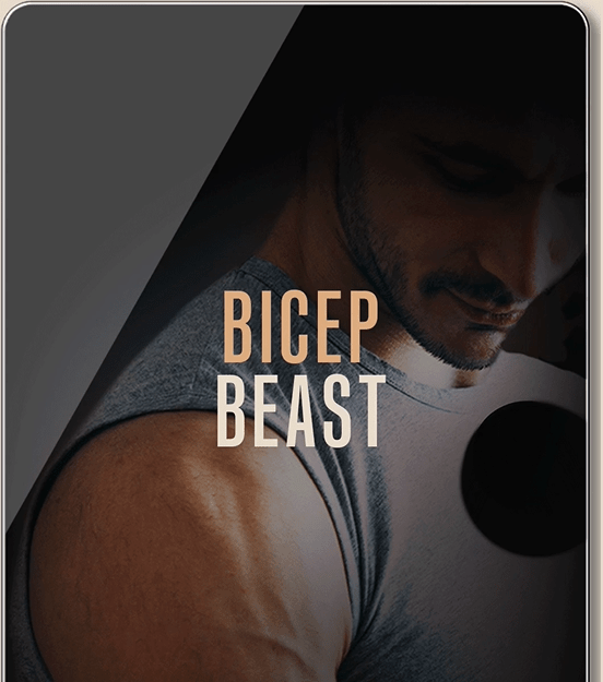 upper body lifts and workouts - the bicep beast