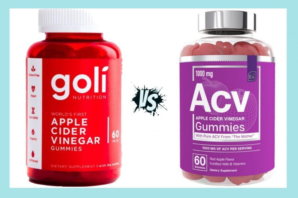 featured image choosing goli or essential elements acv gummies