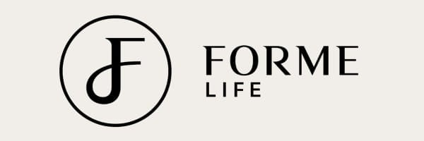 a look at the Forme Life Brand Logo compared to Tonal