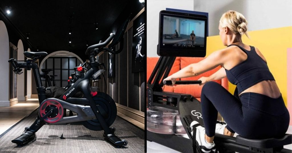 banner image for peloton and cityrow go comparison article
