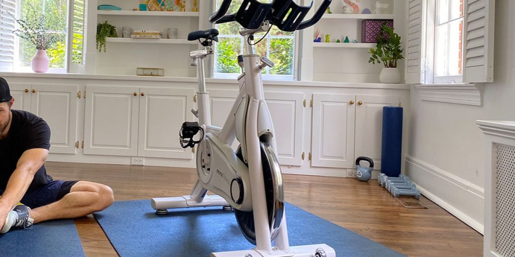 myx bike and weights for the complete home gym