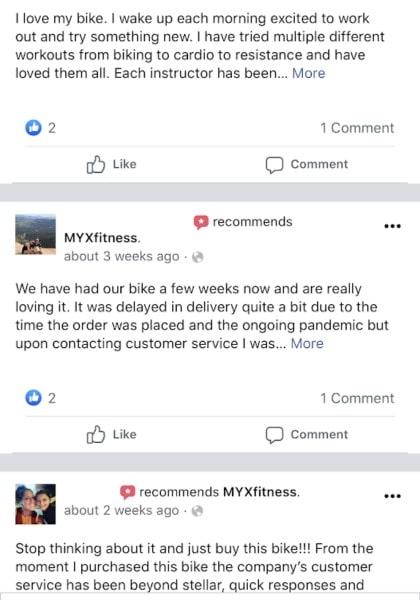 myx fitness bike customer reviews 2