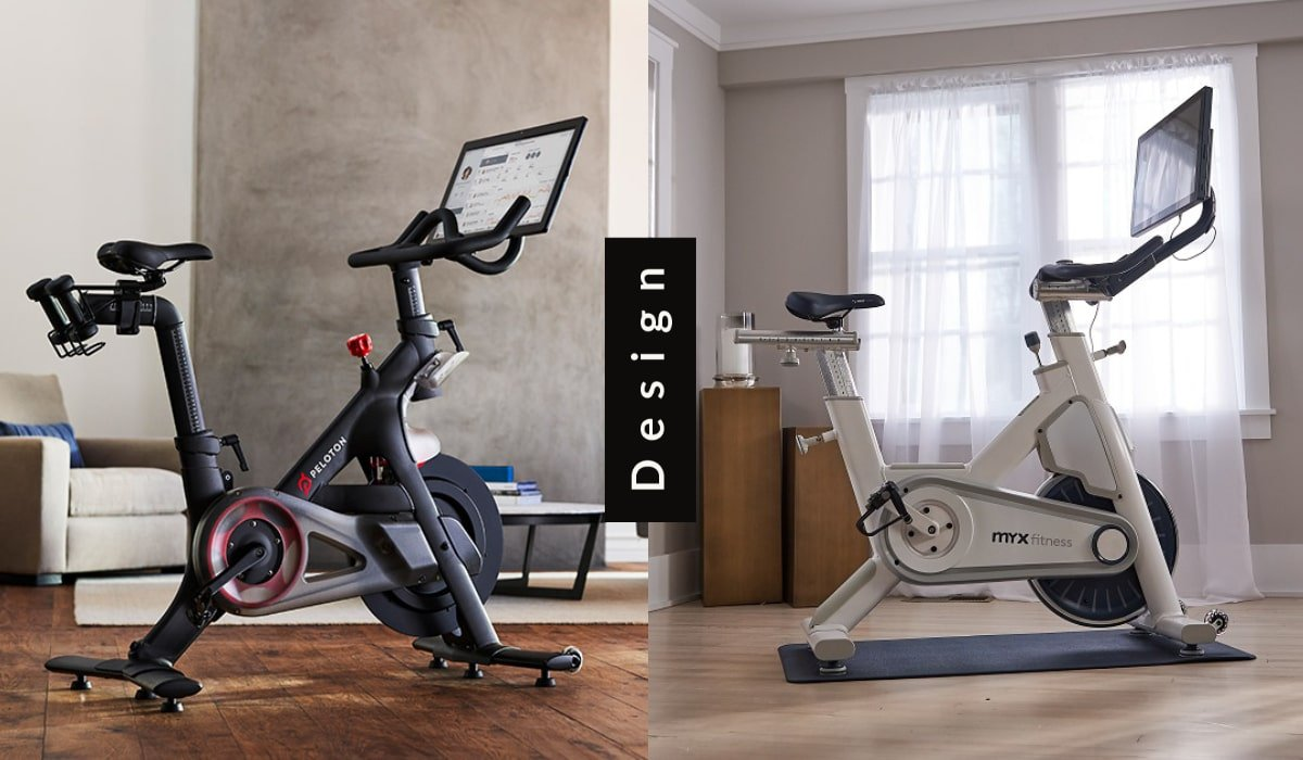 bike design differences