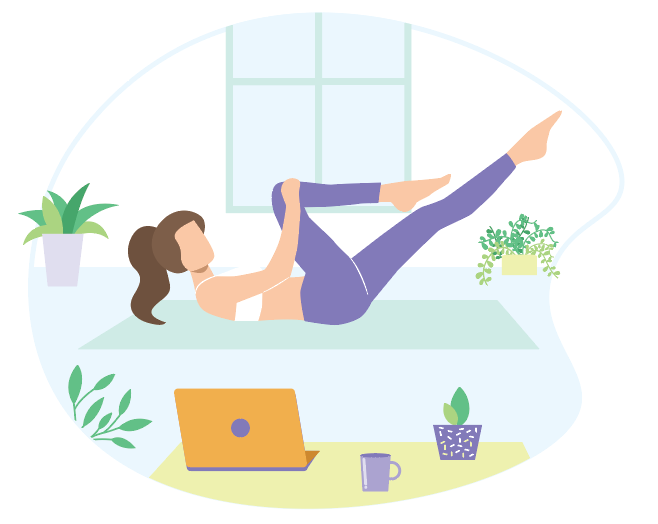 at-home fitness apps research and resource
