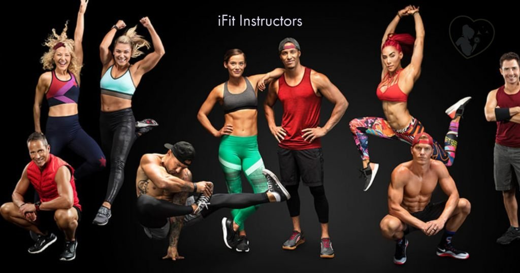 highly trained and qualified iFit fitness instructors
