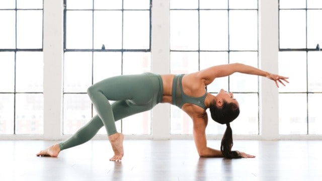variety of workouts with Alo Moves