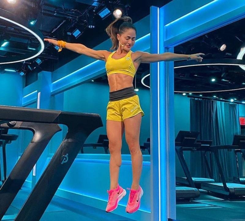 fitness experience by Peloton NYC studio