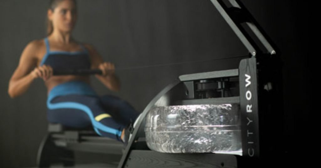featured image for CityRow Go Max Rower review