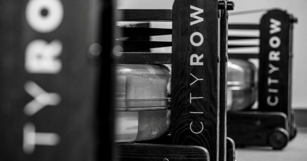 about the brand CITYROW GO and their MAX rower