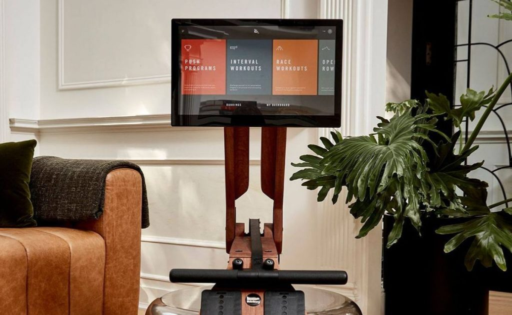 experience fitness and gaming with ergatta