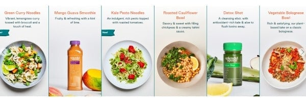 splendid spoon review of meal plans