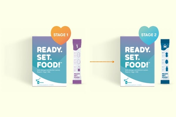 ready set food products together