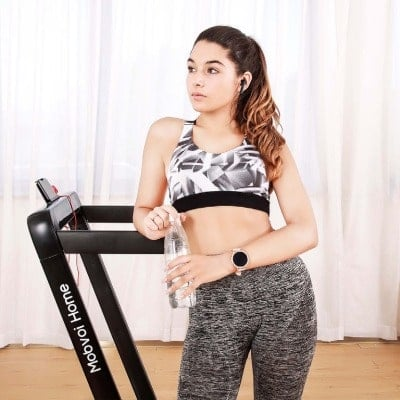 compact treadmill that folds
