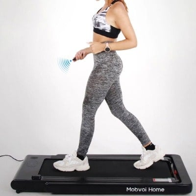 tech and design of mobvoi treadmill