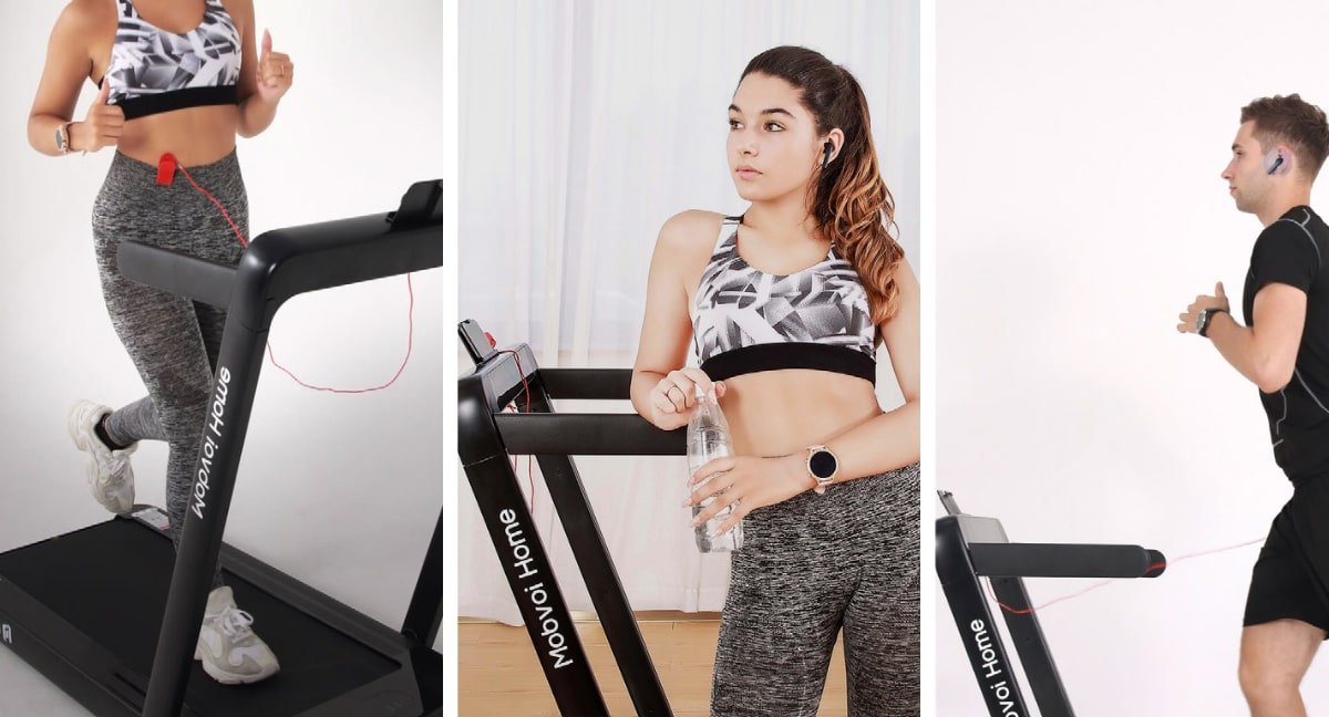 mobvoi home treadmill features