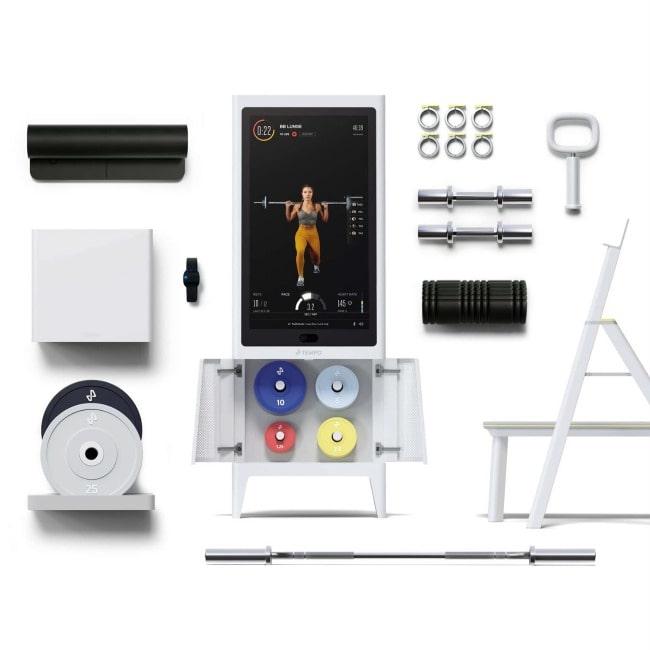 tempo gym new bundle equipment