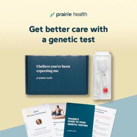 prairie health dna test