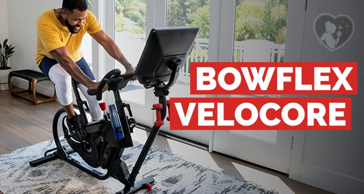 bowflex velocore bike new way to cycle
