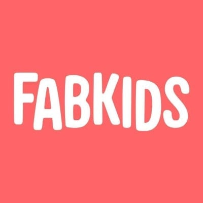 logo for Fabkids brand