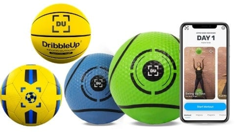coupon code - dribble up